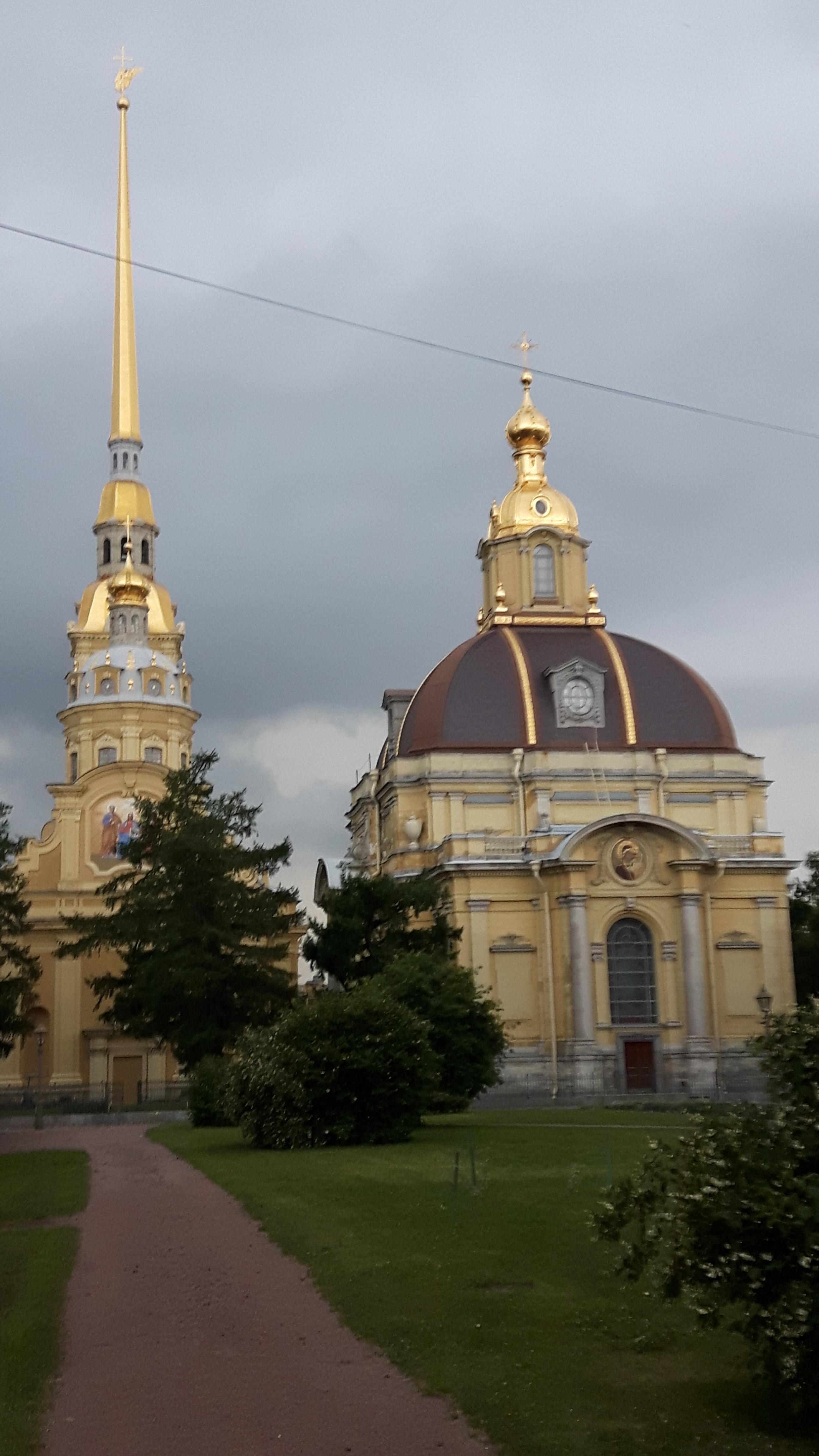 Peter and Paul St Petersburg 2016